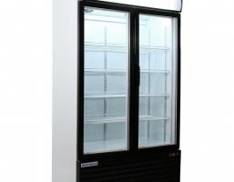 Armario expositor refrigerado 2 puertas 771 L